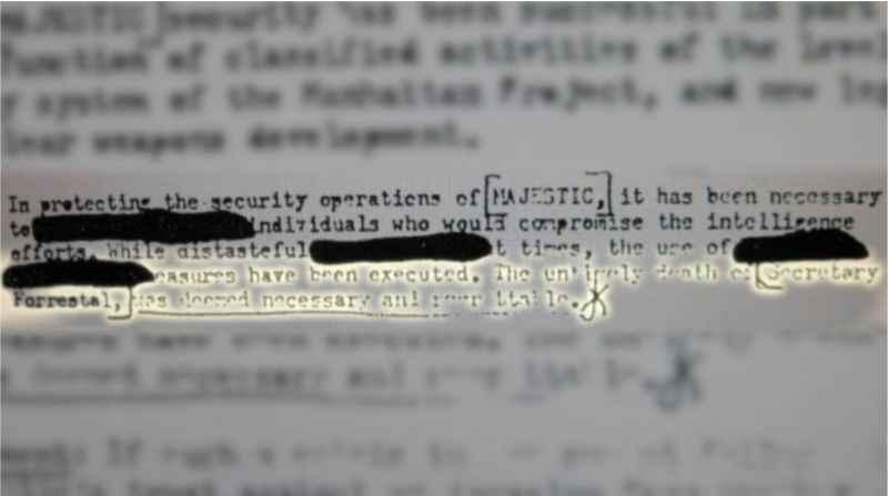 19 Doc On Forrestal S Untimely Death