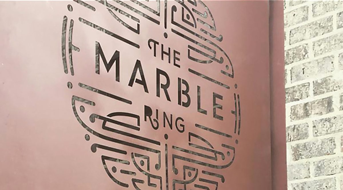 The Marble Ring Speakeasy