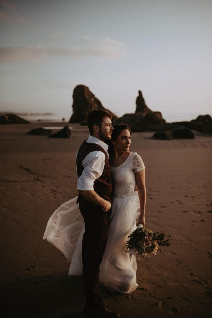 S Photography Oregon Coast Destination Wedding and Elopement Photographer