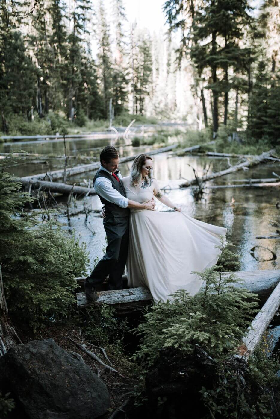 Oregon Destination Wedding Photographer
