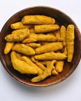 Pure Whole Dried Turmeric Finger