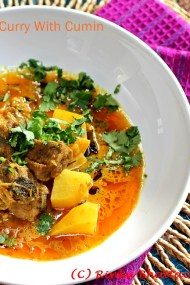 Lamb Curry with Cumin