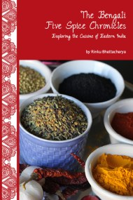 Cover - The Bengali Five Spice Chronicles
