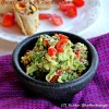 Guacamole with Toasted Cumin