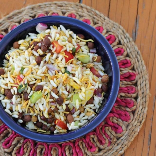 Jhal muri bengali spicy puffed rice bengali jhal muri forumfinder Image collections