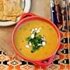 Alu Gobi Soup_Creamy Curried Cauliflower Soup