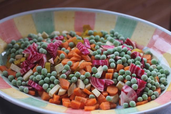 Assorted Winter Vegetables