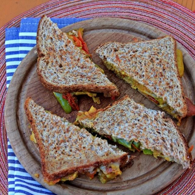 Alu Shimla Sandwiches