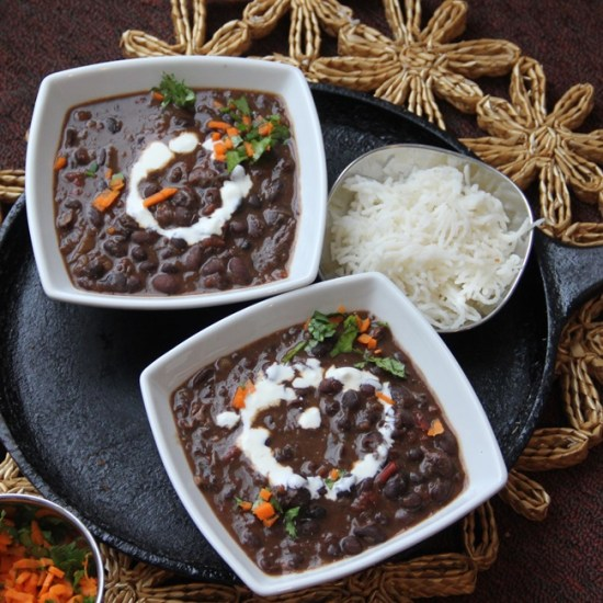 Cuban Black Bean Soup – A vegetarian take