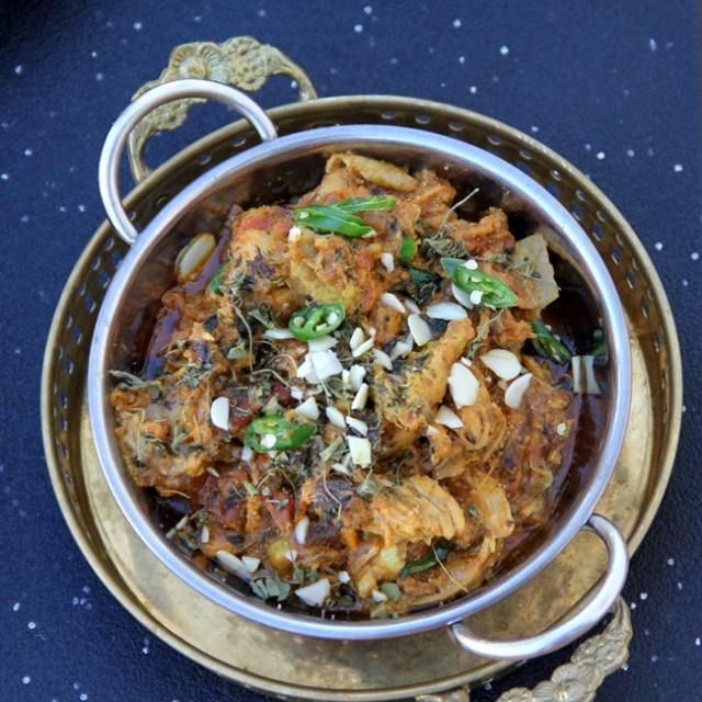Bengali Chicken Bhartha