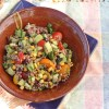 Summer Sorghum Salad