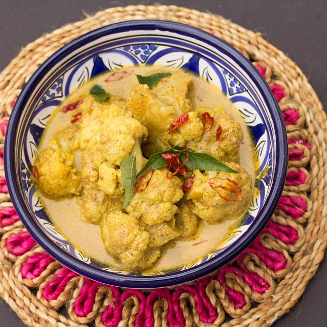 Cauliflower Gashi