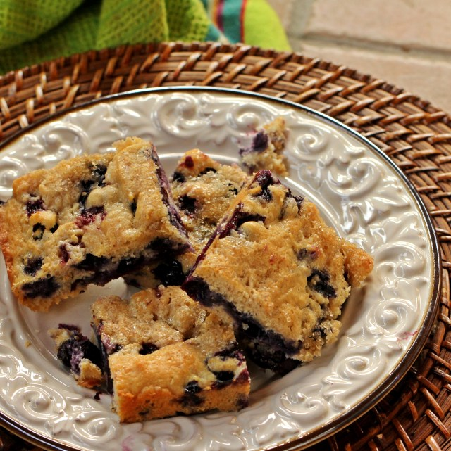 Sheet Pan Blueberry