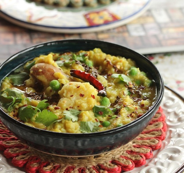 Bengali Khichuri in the Instant Pot