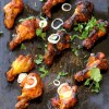 Tomato Chutney Wings