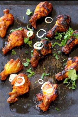Tomato Chutney Wings