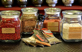 salts and peppers