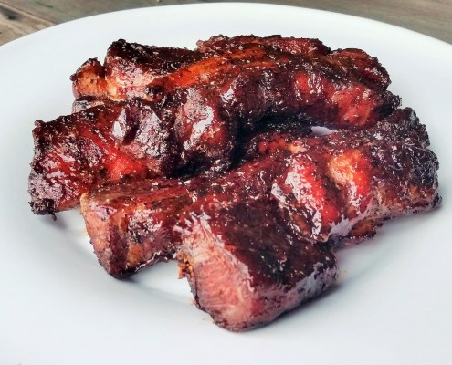 Smoky Country Ribs