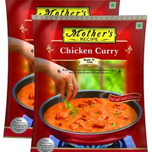 MOTHERS CHICKEN CURRY