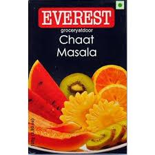 EVEREST CHAAT MASALA 50G