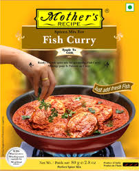 Mother's Fish Curry