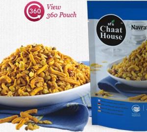 Chaat House Navrattan mix 150 gms
