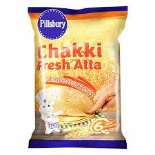 Pilsbury Chakki fresh Atta 10KG