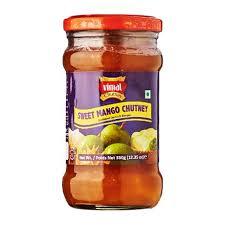 Vimal Mango Chutney 5kgs