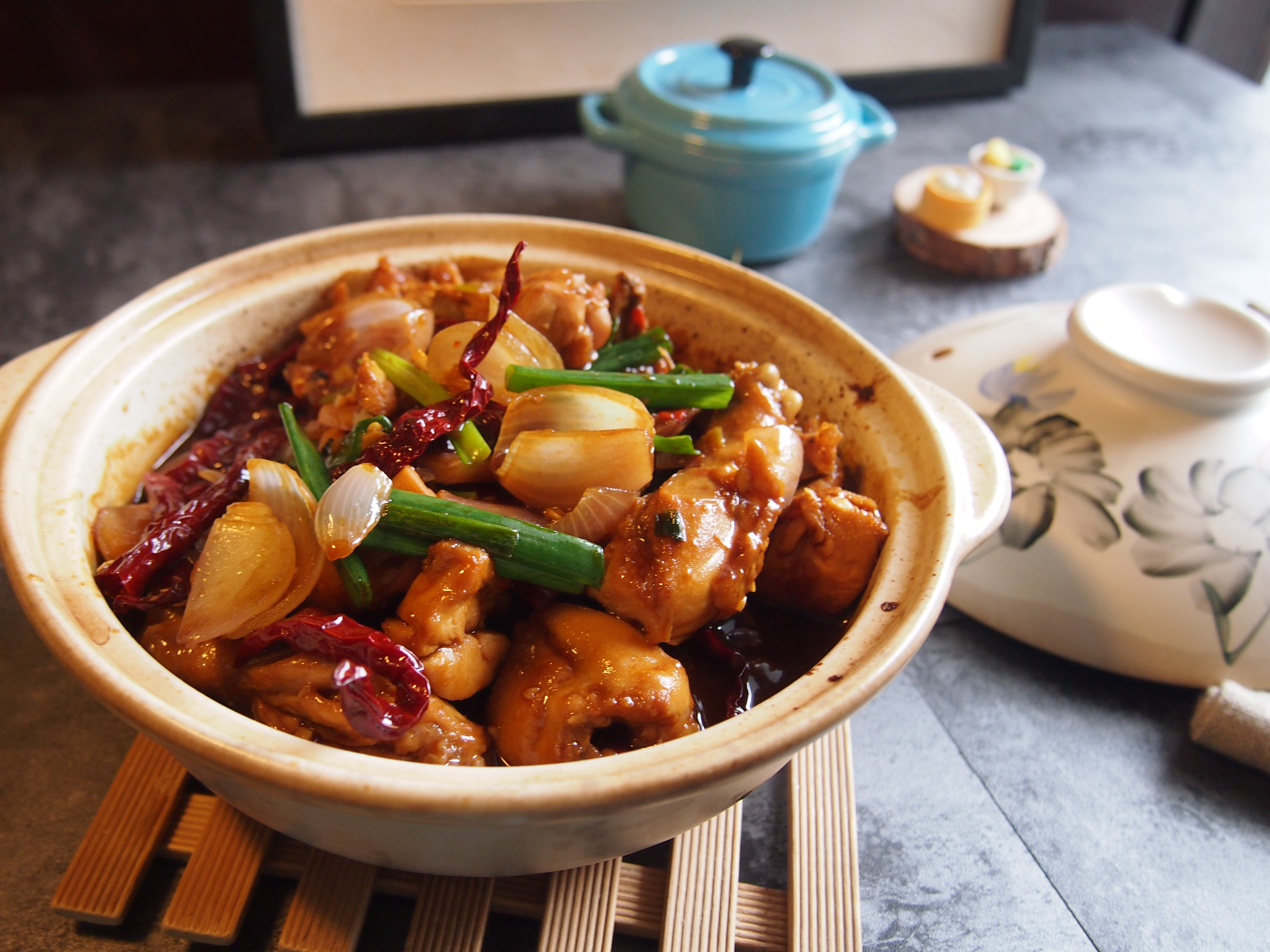 SUPER EASY Kung Pao Chicken 宫保鸡