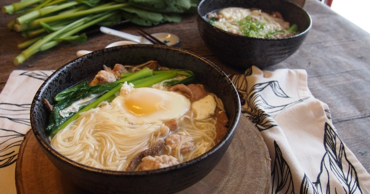 How to cook Grandma's Mee Sua Soup