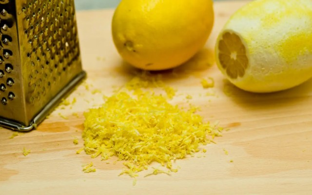 Lemon Zest: The True Flavor Of Lemon - SPICEography