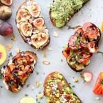 Summery Toasts…5 Ways!