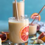 Blood Orange Ginger Smoothie