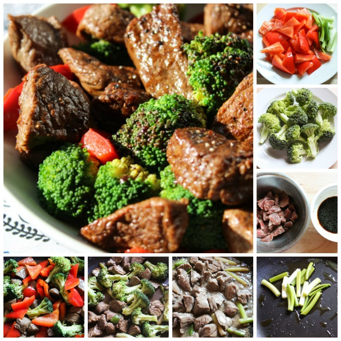 How to make tasty beef and broccoli