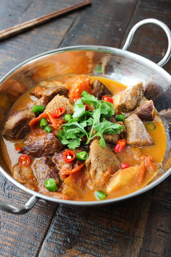 Beef and Tomato Stew Recipe