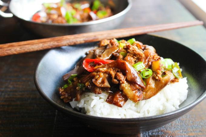 Eggplant Stir-fry-7