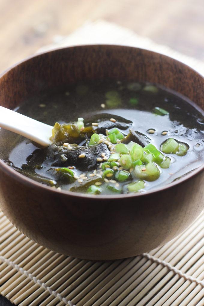Korean Seaweed Soup Feature