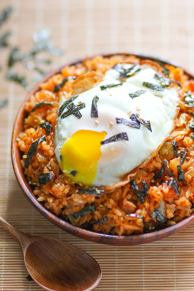 Tuna Kimchi Fried Rice-6