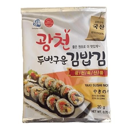 Roasted-Seaweed-Yaki-Sushi-Nori-Sheets-070-Ounce-10-Sheets