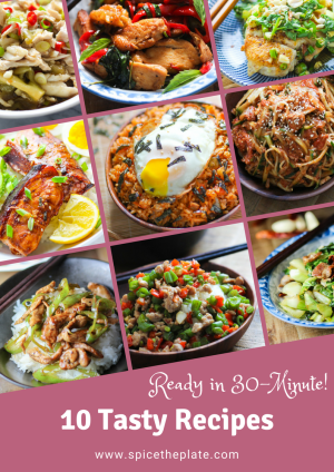 Free Recipe Book from Spice the Plate