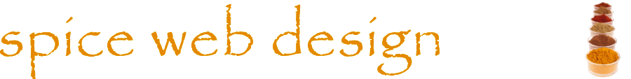 Spice Web Design Logo