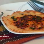 Sooji ka Chilaa (Savoury Semolina Pancake)