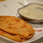 Moong Dal Chilla (Savory Lentil Pancake)