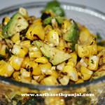 Avocado & Grilled Corn Salsa