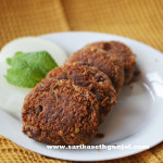 Veg Shaami Kebab-Diabetes Friendly Thursday