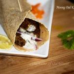Moong Dal Kebab Wrap-DFT