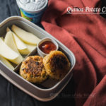 Quinoa Potato Cutlets