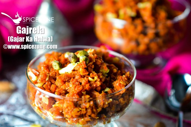 Gajrela (Carrot Pudding)