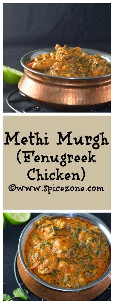 Methi Murgh