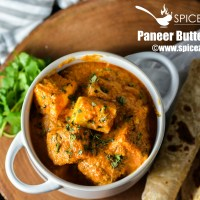 Paneer Butter Masala | An Easy Restaurant style recipe